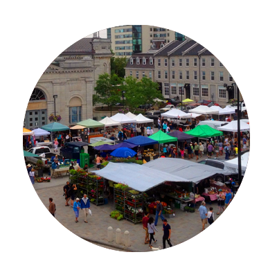 The Kingston Public Market Vendors